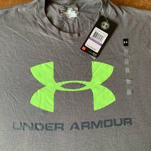 NWT- Men's under armor T-shirt